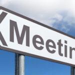 Treffen zum Frühjahrsbasar 2020